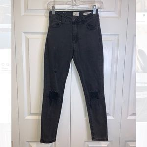 COTTON ON Distressed Skinny Jeans